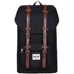 8848 TRAVEL BACKPACK 20,6LT BLACK - (6957384602150)