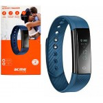ACME ACT101 FITNESS ACTIVITY TRACKER ΜΠΛΕ