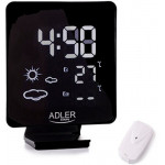 ADLER WEATHER STATION BLACK - (AD1176)