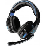 ALCATROZ MOBILE AND PC HEADSET ALPHA MG300A B.BLUE - (8886411934965)