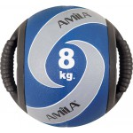 AMILA DUAL HANDLE BALL 8KG - (84668)
