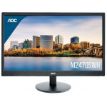 AOC Led FHD Monitor 24 with speakers - (M2470SWH)