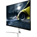 ARMAGGEDDON PIXXEL+ PRO 24 PROFFESSIONAL AND GAMING MONITOR BLACK - (PF24HDB)