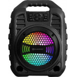 AUDIOBOX BLUETOOTH 5 TWS RECHARGEABLE PORTABLE KARAOKE SPEAKER WITH MIC - (BBX650)