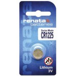 BUTTONCELL LITHIUM ELECTRONICS RENATA CR1225 ΤΕΜ. 1