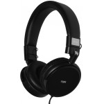 CRYPTO HEADPHONE HP-150 BLACK ON-EAR CLOSE - (W005964)