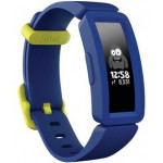 FITBIT ACE 2 FOR KIDS ACTIVITY TRACKER ΜΠΛΕ ΚΙΤΡΙΝΟ - (FB414BKBU)
