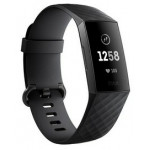 FITBIT CHARGE 3 ACTIVITY TRACKER ΜΑΥΡΟ - (FB409GMBK-EU)