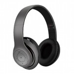 GEMBIRD BLUETOOTH HEADSET MILANO GREY - (BHP-MXP-GR)