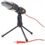 GEMBIRD DESKTOP MICROPHONE WITH A TRIPOD BLACK - (MIC-D-03)