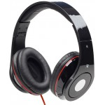 GEMBIRD FOLDING STEREO HEADPHONES DETROIT BLACK - (MHS-DTW-BK)