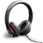 GEMBIRD STEREO HEADSET LOS ANGELES BLACK - (8716309084512)