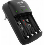 HEITECH ULTIMATE 4 PLUG-IN BATTERY CHARGER - (HEI001533)