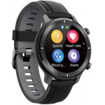 HIFUTURE smartwatch HiWAVE 1.3 IP68 heart rate monitor μαύρο - (HIWAVE-BK)