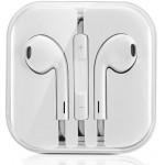 HOCO M1 HANDS FREE EARPHONES STEREO 3.5 MM ΛΕΥΚΑ ΓΙΑ APPLE ΜΕ ΜΙΚΡΟΦΩΝΟ