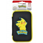 HORI (3DS-489U) NEW 3DS XL PIKACHU HARD CASE (BLACK)