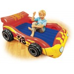 INTEX BALL TOYZ RACER AIRBED - (48665)