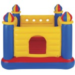 INTEX JUMP-O-LENE CASTLE BOUNCER 175X175X135CM - (48259)