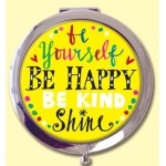 ΚΑΘΡΕΦΤΑΚΙ ΤΣΕΠΗΣ R.E.D. MIR8 COMPACT MIRROR - BE YOURSELF, BE HAPPY