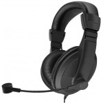 LAMTECH USB 2.0 STEREO HEADSET DELUXE WITH MIC - (LAM021394)