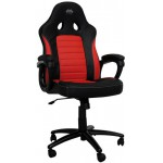 LC-POWER GAMING CHAIR BLACK/RED - (LC-GC-4R)