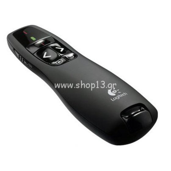 LOGITECH WIRELESS PRESENTER R400 - (910-001356)