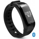 MEDIA-TECH WATERPROOF SMARTBAND BLUETOOTH 4.1 - (MT854)