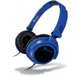MELICONI 497438 MYSOUND SPEAK SMART FLUO BLU/NERO ON-EAR STEREO HEADSET