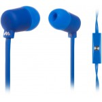 MELICONI 497445 MYSOUND SPEAK FLUO BLUE IN-EAR STEREO HEADSET - (8006023246632)