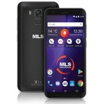MLS RANGE 4G 16GB DUAL SIM BLACK