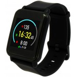 MOBILE ACTION SMARTWATCH Q-82 ΜΑΥΡΟ