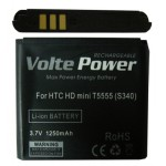 ΜΠΑΤΑΡΙΑ HTC T5555 HD MINI 1250MAH LI-ION (S430) VOLTEPOWER