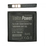 ΜΠΑΤΑΡΙΑ SONY ERICSSON S500/W902 1000MAH LI-ON(BST-38)VOLTEPOWER