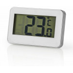 NEDIS KATH101WT FRIDGE THERMOMETER -20 TO 50 C DIGITAL DISPLAY