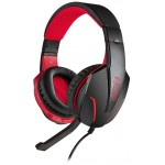 NOD G-HDS-001 GAMING HEADSET BLACK WITH RED LED