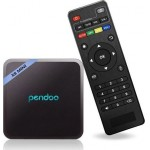 PENDOO TV BOX X8 MINI 4K S905W 2GB DDR3 16GB EMMC ANDROID 7.1 - (X8MINI)