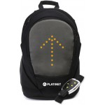 PLATINET BIKER S LED BACKPACK WITH LIGHT DISPLAY AND CONTROL - (5907595436809)