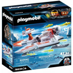 Playmobil Ice Jet της Spy Team - (70234)