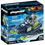 Playmobil Ice Scooter των Arctic Rebels - (70235)