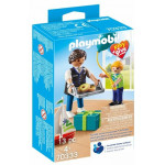 Playmobil Play & Give Νονός - (70333)