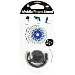 POP MOBILE STAND & HOLDER ΜΕ ΒΑΣΗ ΑΥΤΟΚΙΝΗΤΟΥ MANDALA COLORS OEM - (ACC-196)
