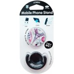 POP MOBILE STAND & HOLDER ΜΕ ΒΑΣΗ ΑΥΤΟΚΙΝΗΤΟΥ PARIS OEM - (ACC-186)