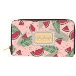 ΠΟΡΤΟΦΟΛΙ DECODELIRE HLW02 HAVANA WATERMELON