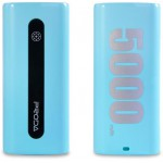 POWER BANK REMAX 5000MAH BLUE PRODA E5