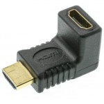 PT ADAPTER HDMI 1.4V(F)/(M) - 90 ΜΟΙΡΕΣ - (CAB-H035)
