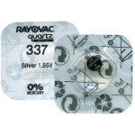 Rayovac Buttoncell 337 SR416SW 1τμχ