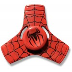 REVOLUTION SPINNERS ΜΕΤΑΛΛΙΚΟ FIDGET SPINNER SPIDERMAN RED 4 MIN