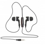 SBOX EARPHONES WITH MICROPHONE WHITE - (EP-791W)