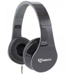 SBOX HEADSET BLACK - (HS-501B)