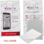 SCREEN PROTECTOR LG X POWER K220 5.3 CLEAR FULL COVER VT